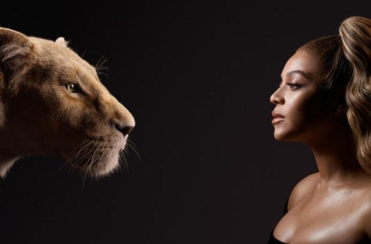 "Spirit (From Disney's ""The Lion King"") - Beyonce y el Rey León"