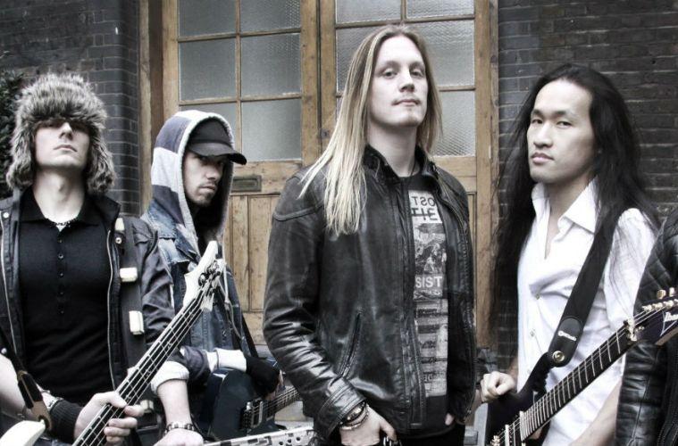 DragonForce concierto Frontón México Víctimas del Dr. Cerebro sábado 13 julio