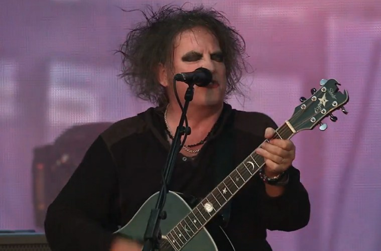 "The Cure - Anniversary 1978-2018 | Just Like Heaven 30"" Clip 