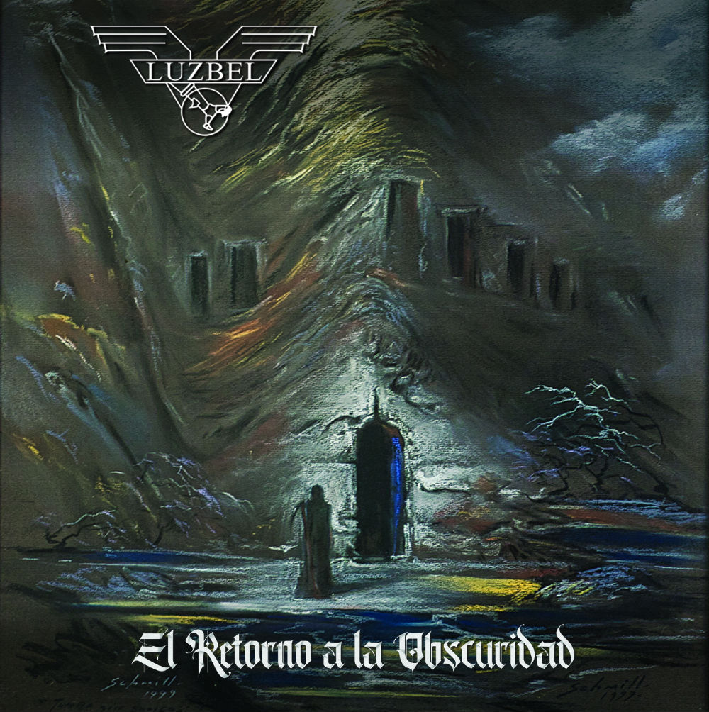 Luzbel nuevo album sencillo track disco metal