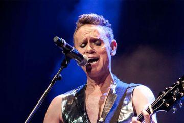 Martin Gore Depeche Mode cumpleaños 58