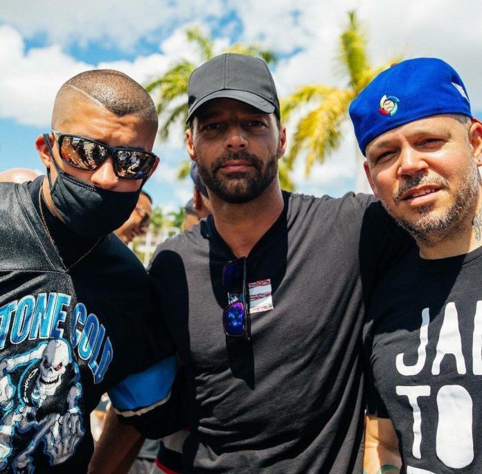 bad-bunny-protestas-puerto-rico-ricky-martin-residente-2019