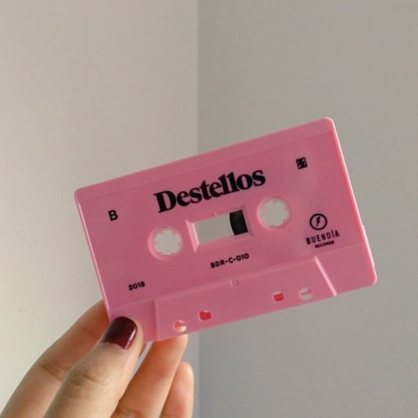 cassette retro walkman clubz destellos