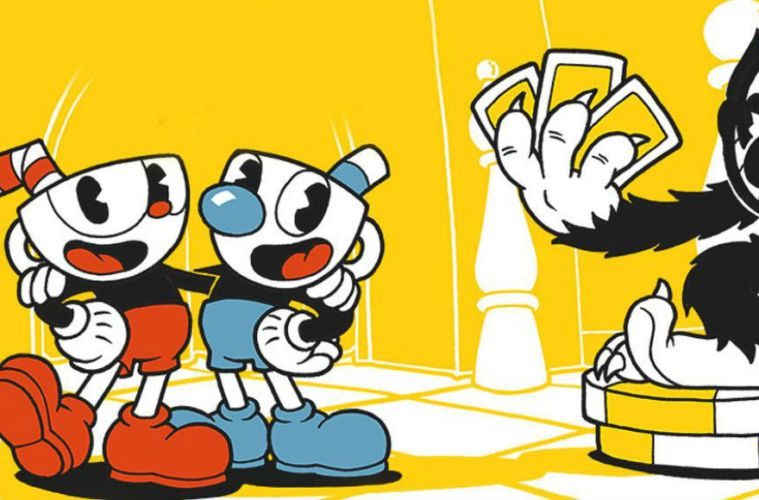 cuphead netflix serie animada videojuego