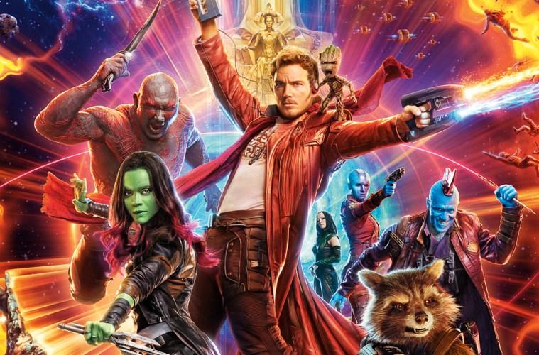 James Gunn Guardianes de la Galaxia
