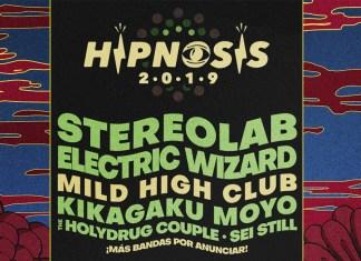 Casi listo el cartel del Hipnosis 2019.