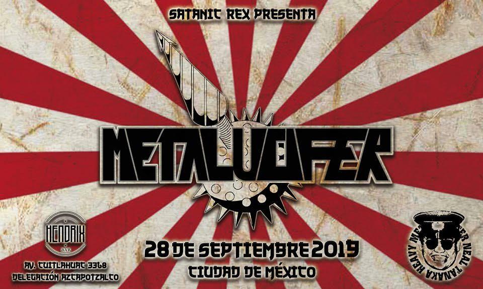 Metalucifer debutará en México en septiembre