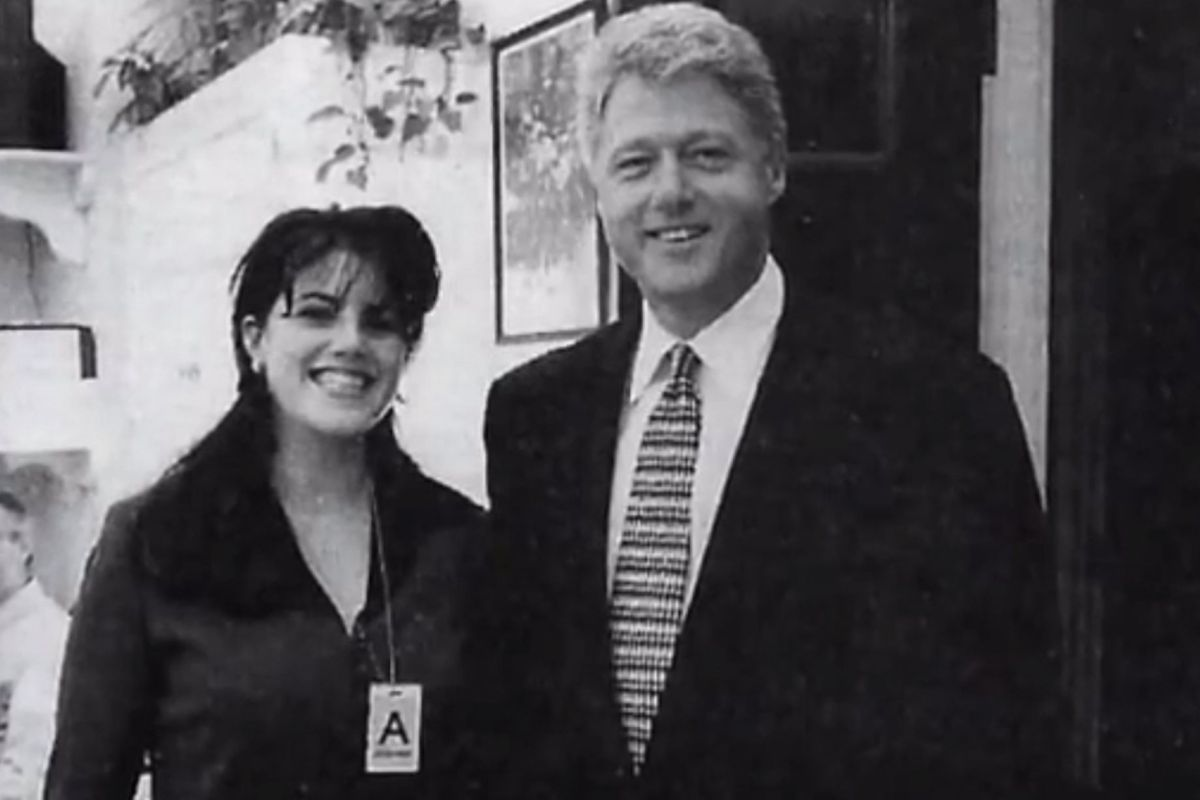 American Crime Story Bill Clinton Monica Lewinsky