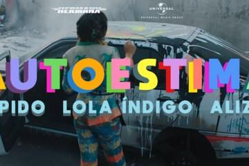 """""""Autoestima"""", de Cupido, ahora tiene un remix al lado de Lola Índigo y Alizzz"""