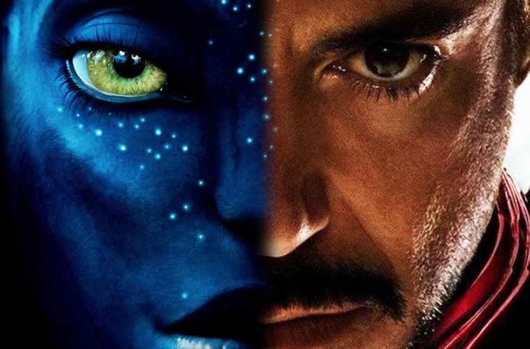 Avatar 2 Avengers: Endgame