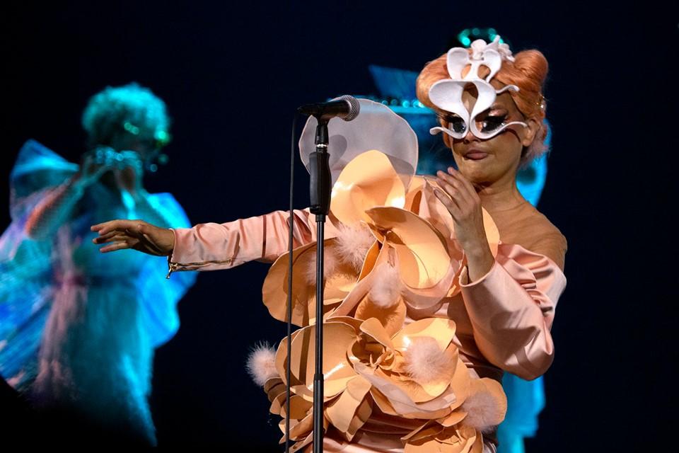 """Un domo matriarcal: Björk presenta """"Cornucopia"""" en Ciudad de México"""