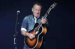 Bruce Springsteen Western Stars película cinta