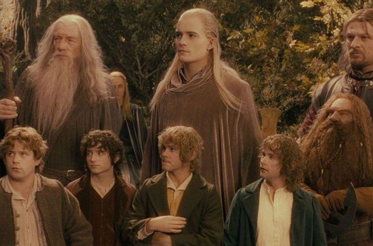 Lord of the Rings serie J.A. Bayona adaptación serie
