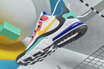Nike Air Max inspirados en los 100 años de la Bauhaus