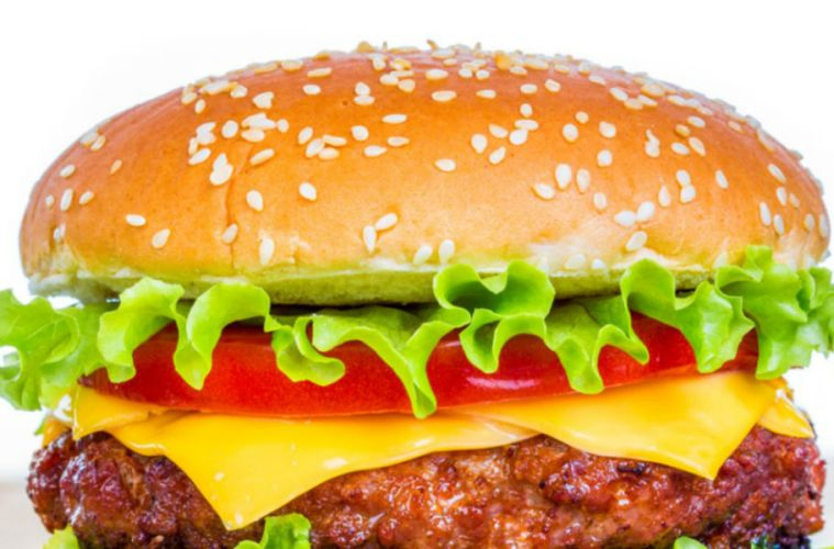 Dairy Queen hamburguesas carne humana