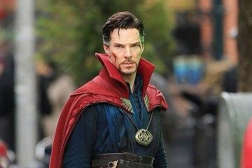 Benedict Cumberbatch Hades live-action Disney
