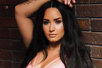 Demi Lovato cumpleaños Ariana Grande Scooter Braun