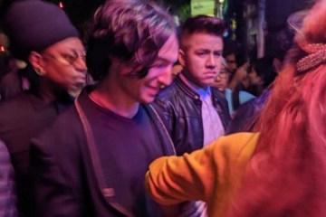 ezra miller cdmx rico club zona rosa perreo reggaeton 2019