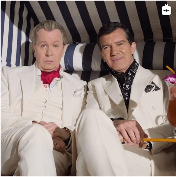 Antonio Banderas y Gary Oldman protagonizan La Lavandería de Netflix