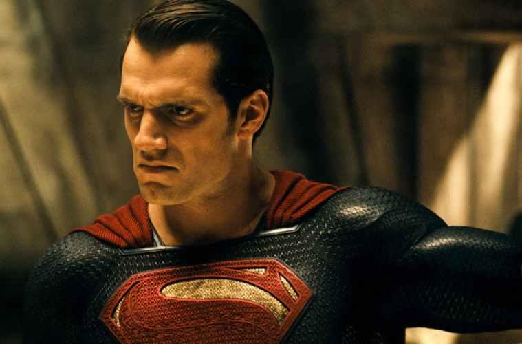 Henry Cavill Superman Marvel