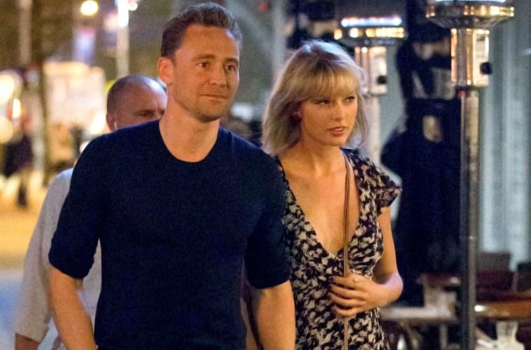 Tom Hiddleston qué piensa de Taylor Swift