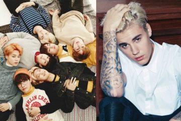 Justin Bieber y BTS colaboración