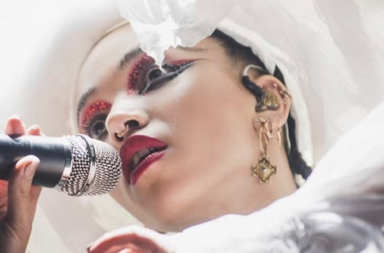 FKA Twigs habla sobre Magdalene, su nuevo álbum