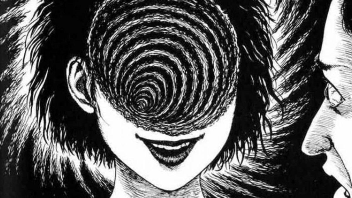 Junji Ito Uzumaki manga