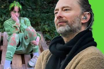 billie eilish cover radiohead creep elle portada 2019