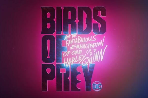 birds of prey trailer harley quinn margot robbie ewan mcgregor joker