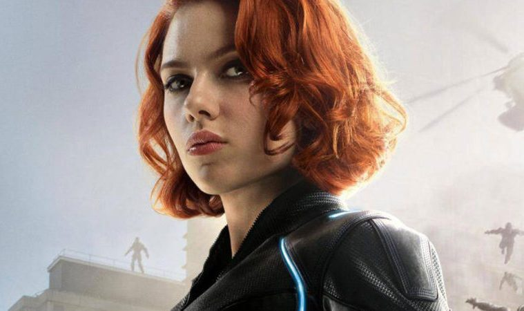 Black Widow primer tráiler