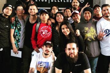 clases de rap materia optativa cdmx danger secundaria tlatelolco