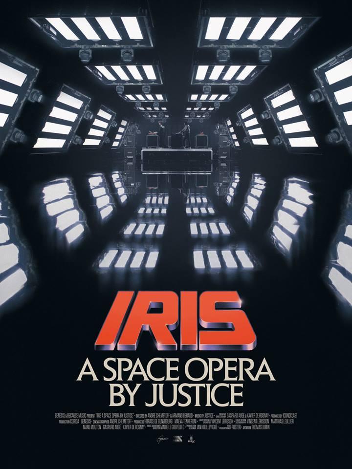 Una ópera espacial: entrevista con Justice