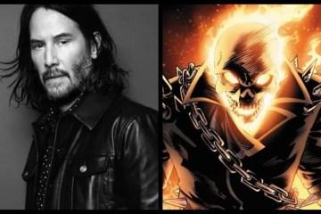 Keanu Reeves Ghost Rider Marvel