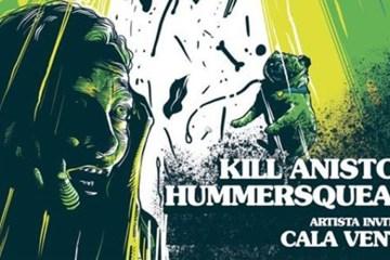 Encuentros Cercanos: la unión de Kill Aniston, Hummersquealº y Cala Vento en El Plaza Condesa