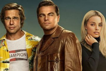 Once Upon a Time in Hollywood miniserie Quentin Tarantino
