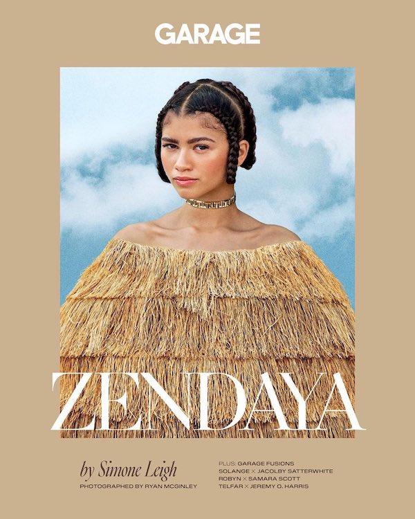 zendaya-fotos-revista-garage-tom-holland-portada