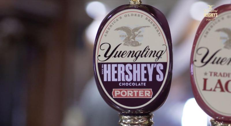 hersheys cerveza sabor chocolate edicion limitada