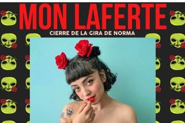 La Gira De Norma de Mon Laferte en Palacio de los Deportes