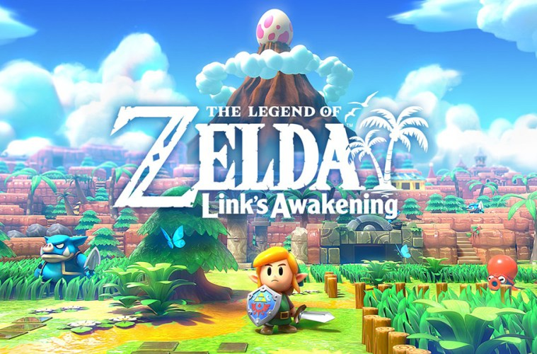 the legend of zelda links awakening plastilina aldea mable