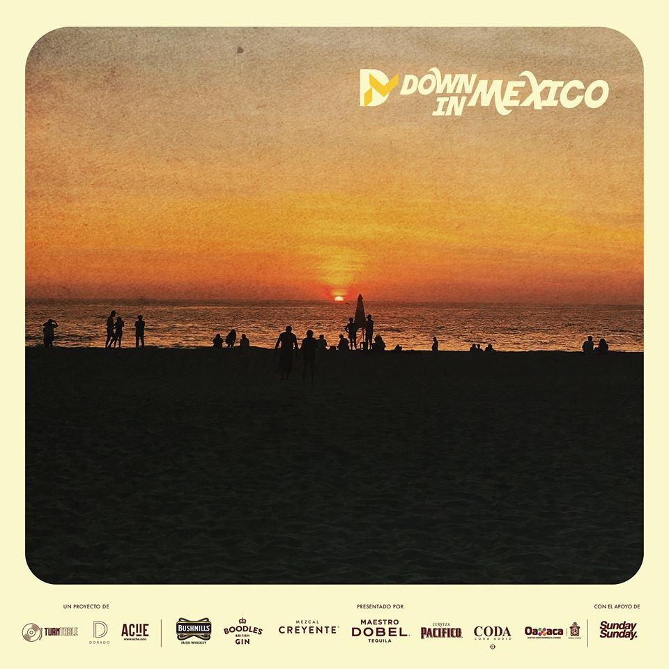 Empieza el 2020 en Down In Mexico: Poolside, Quantic, Crazy P y Breakabot en Puerto Escondido, Oaxaca