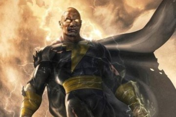 black adam nueva pelicula dwayne johnson dc comics