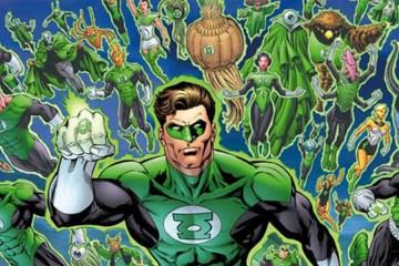 green lantern corps nueva pelicula warner bros dceu