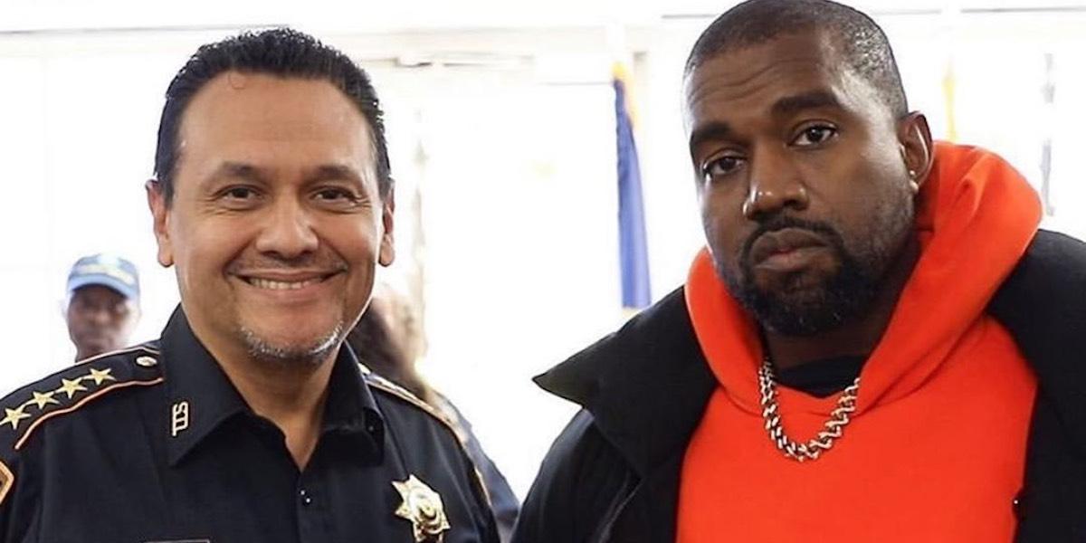 ¿Por qué Kanye West fue a la cárcel de Houston?