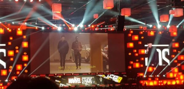 marvel nuevas imagenes wandavision falcon and the winter soldier comic con experience