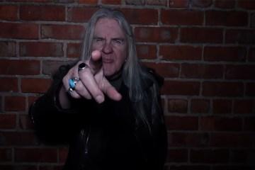Biff Byford lanzó el primer video y sencillo de su disco solista
