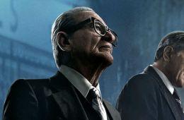 The Irishman Martin Scorsese película mira play