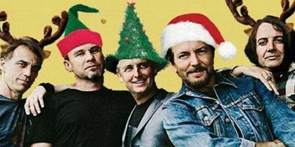 Pearl Jam regresa a los escenarios y empieza por Europa