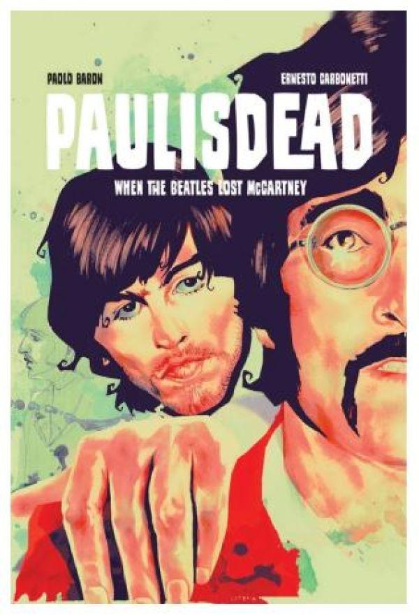 paul mccartney nuevo comic la muerte de paul paul is dead