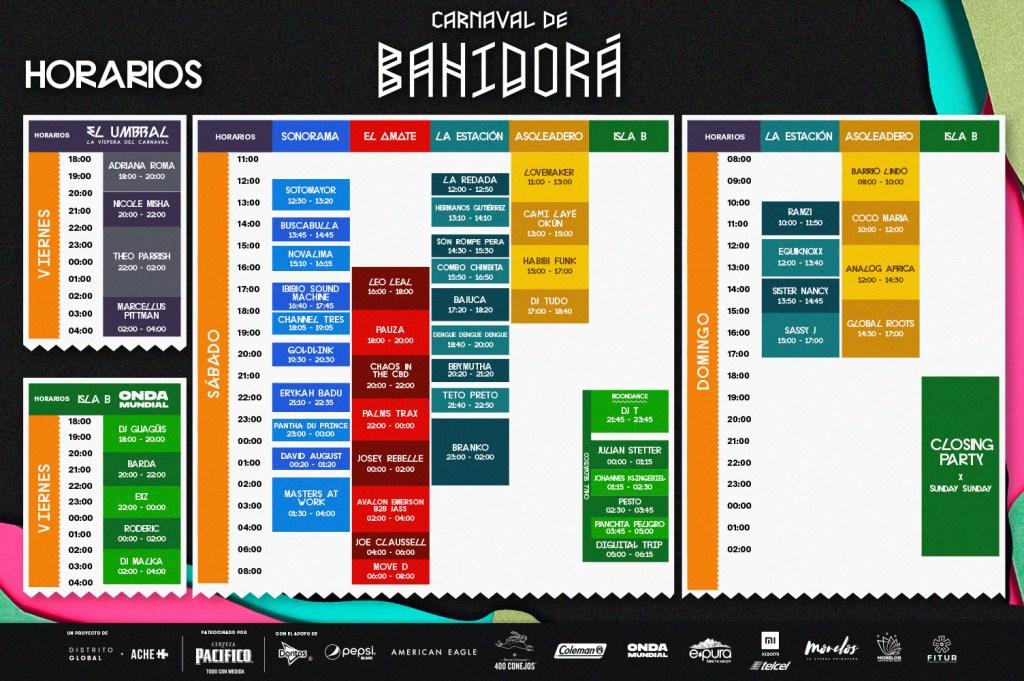 bahidora-2020-horarios